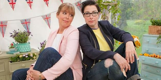 Mel and Sue won't be going with the show to Channel 4 when it debuts in 2017, following a celebrity version next year