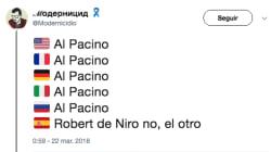 Las traducciones al español en Twitter son de lo mejor que vas a leer