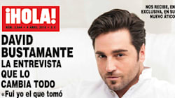 David Bustamante: