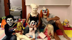 La foto in tema Halloween ottiene 2 milioni di like. Ecco chi si nasconde dietro le
