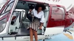 Como Cabify o Uber, pero aéreo: empresa ofrece viajes en helicóptero en