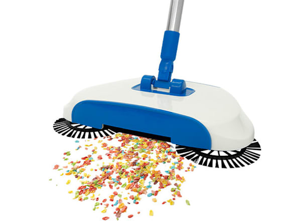 Clean your hard floors with this amazing gadget
