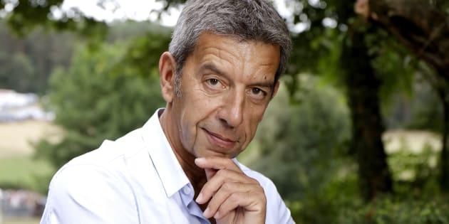 """Michel Cymes quitte le """"Magazine de la santé""""."""