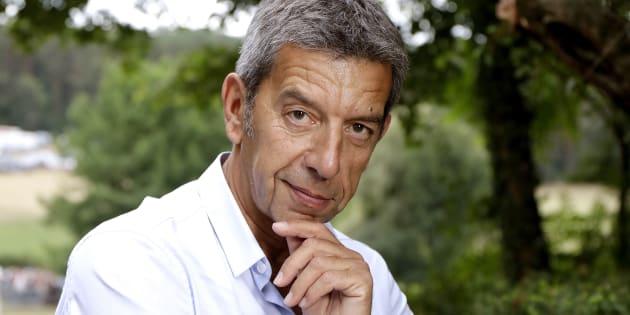 Michel Cymes à la tête d'un nouveau magazine santé/bien-être.