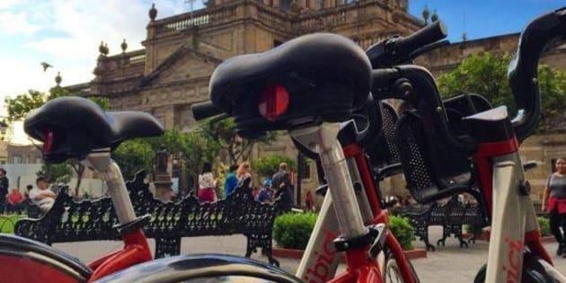 El servicio público de bicicletas experimentó un incremento de la demanda.