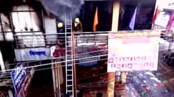 Six Feared Dead, Several Injured In Fire At Hotel In Gondia,