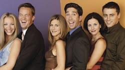 'Friends' iba a terminar en la temporada 9 y con un final muy