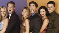 En el final de 'Friends', Rachel y Joey acababan