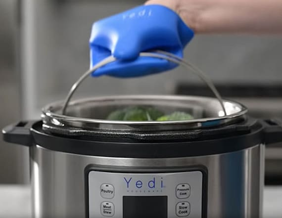 This 9-in-1 pressure cooker is finally on sale