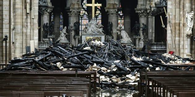 Mesi per scoprire la verità su Notre Dame: in campo 50 detective ...