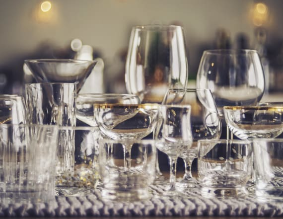 6 types of cocktail glasses and why they're used