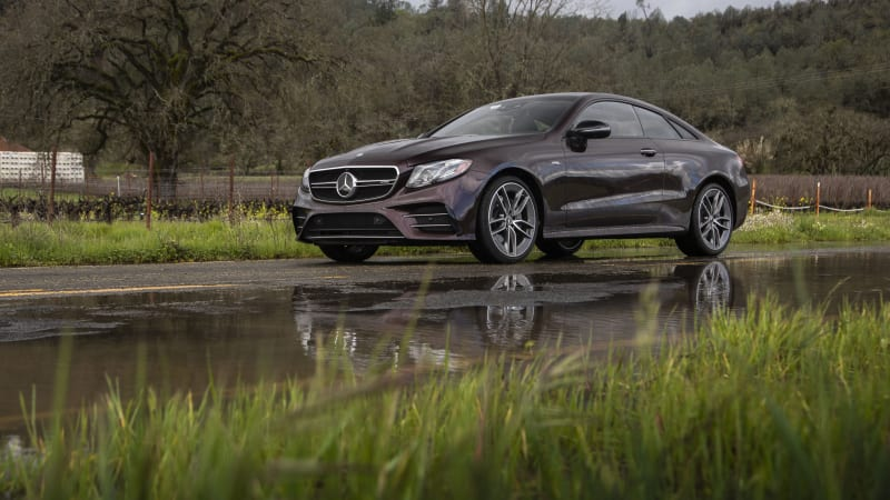 2019 Mercedes-AMG E 53 Second Drive Review