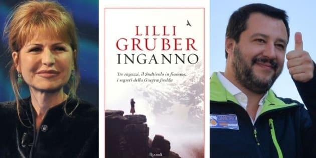 Salvini celebra Lilli Gruber e La7