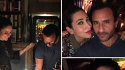 PHOTOS: Saif Ali Khan Celebrated His 47th Birthday In