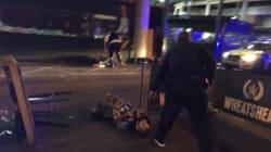 I tre terroristi indossavano finte cinture esplosive a imitazione di quella di
