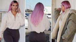 Attention le rose est la nouvelle coloration cheveux hot
