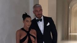 Kim Kardashian n'est pas passée inaperçue avec cette robe