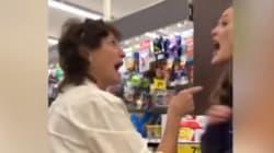 Una mujer blanca, detenida por acosar a dos hispanas en un supermercado de EEUU por hablar