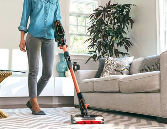 This top-notch stick vacuum is over half off
