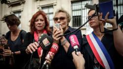 Christine Angot, la fille de Jacqueline Sauvage et des anonymes témoignent contre les violences faites aux