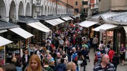 Venise prête à refouler les touristes trop