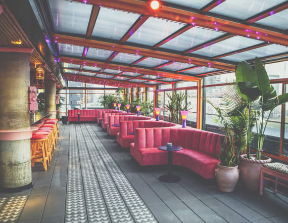 13 incredible rooftop bars to visit this fall
