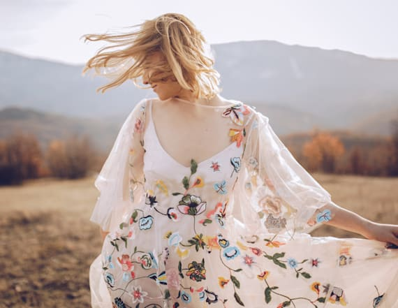 14 chic floral dresses that are perfect for spring