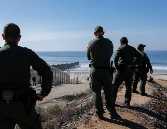 Girl dies in Border Patrol custody: report