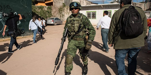 La Cámara de Diputados eliminó el cuarto transitorio que hablaba sobre la temporalidad de las Fuerzas Armadas para intervenir en asuntos de seguridad pública.
