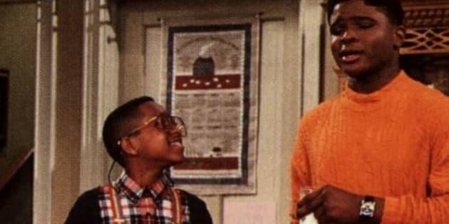 """Steve Urkel et Eddie Winslow de """"La Vie de famille"""" ne ressemblent plus à ça"""