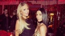 Kim Kardashian et Paris Hilton réunies sur la même