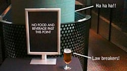 The Warning Sign That Tells You If You're Drinking Responsibly Or