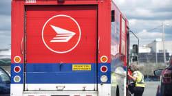 La grève de Postes Canada s'amène dans le Grand