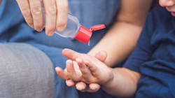 Kids Who Use Hand Sanitizer Get Sick Less Often Than Hand
