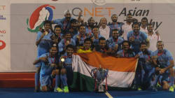 India Beat Pakistan 3-2 To Win Asian Champions