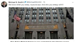 Terrorism Analyst Fired For Racist Tweet Mocking Chinese