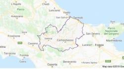 Terremoto di magnitudo 4.2 in Molise, ma non si segnalano