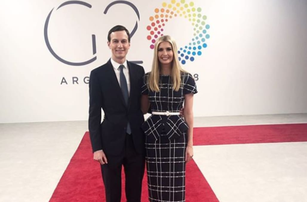 Body Language Expert Calls Out Tension Between Ivanka Trump Jared Kushner In Photos From Argentinas G20 Summit