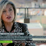 La contundente crítica de Julia Otero: