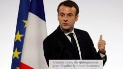 Ce que propose Macron pour