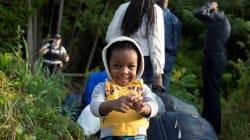 BLOGUE Avez-vous pensé aux enfants des demandeurs d'asile