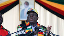 Zimbabwe President Survives Apparent Bomb Attack At Campaign