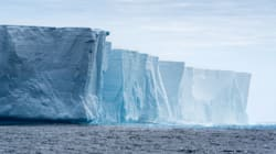 Iceberg Bigger Than Bali Breaks Off
