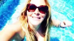 16 ans après, Loana s'amuse de l'épisode de la piscine de
