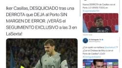 Las tres palabras con las que Iker Casillas le da un palo a 'El Chiringuito' de