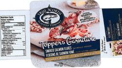 True North Seafood Recalls Salmon Flakes Over Listeria