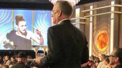 Aux Golden Globes, Tom Hanks s'est fait remarquer... en servant des