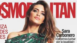 El radical cambio de 'look' de Sara Carbonero con el que lanza un potente