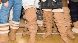 Ces bottes cuissardes pour femme et homme sont