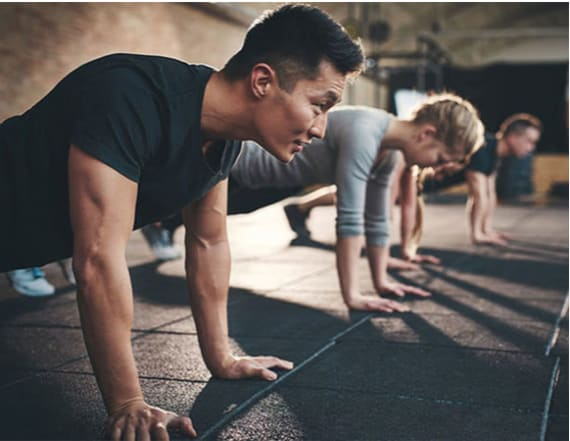 Try this personal training membership for just $19